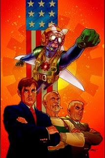 Ex Machina by Brian K. Vaughan and Tony Harris