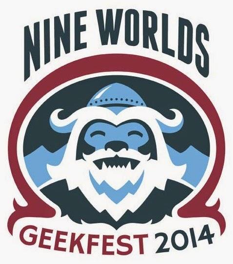 Nine Worlds 2014