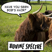 Out of Stock: Bovine Spectre