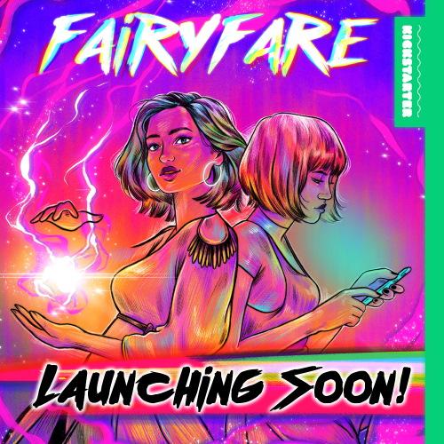 Fairyfare - coming soon to Kickstarter